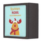 Rudolph Nose... Premium Gift Box