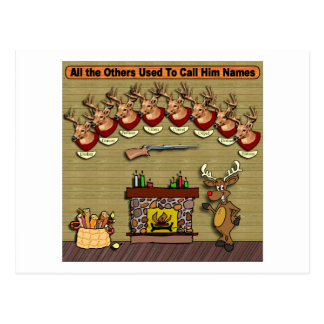 Rudolph Postcards