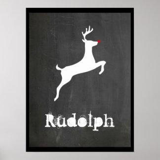 Rudolph Póster
