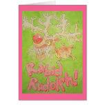 Rudolph rabioso felicitacion
