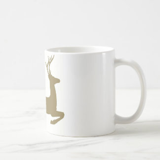 Rudolph Reindeer Coffee Mug
