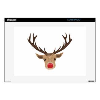 """Rudolph Skins For 15"""" Laptops"""