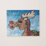 Rudolph the Rednose Reindeer Jigsaw Puzzles