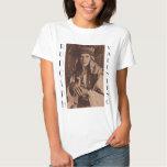 Rudolph Valentino AS The Sheik Tee Shirts