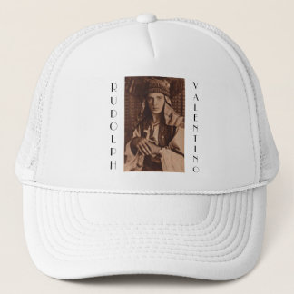 Rudolph Valentino as The Sheik Trucker Hat