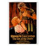 Rudolph Valentino Cards