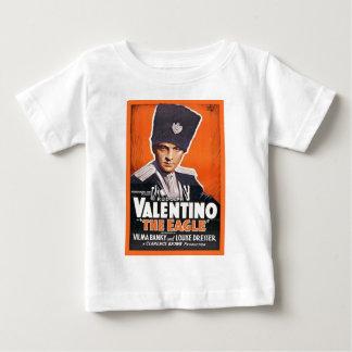 Rudolph Valentino Poster Baby T-Shirt