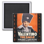 Rudolph Valentino Poster Magnet