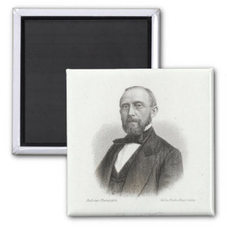 Rudolph Virchow 2 Inch Square Magnet