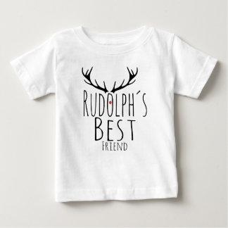 Rudolph's best Friend Baby T-Shirt