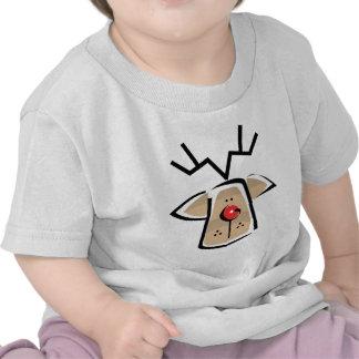 Rudolph's Lovely Face T Shirt