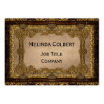 Rudolphs Muse Conrad Victorian Business Card Template