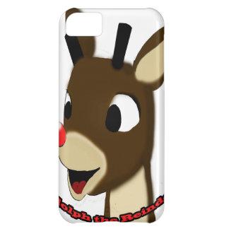 Rudulph the Reindeer iPhone 5C Covers