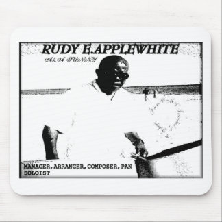 Rudy Applewhite Mouse Pad