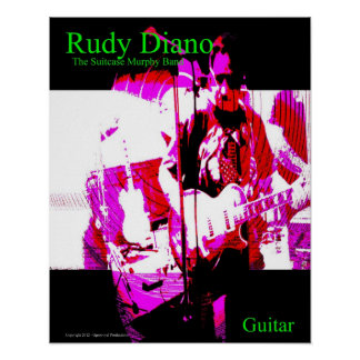 Rudy Diano Poster