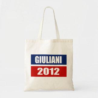 RUDY GIULIANI 2012 TOTE BAG