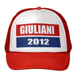 RUDY GIULIANI 2012 GORRO DE CAMIONERO