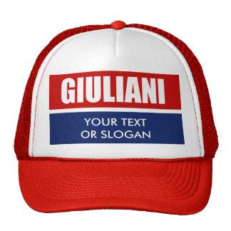 RUDY GIULIANI 2012 MESH HAT