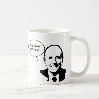 Rudy Giuliani 2012 Classic White Coffee Mug