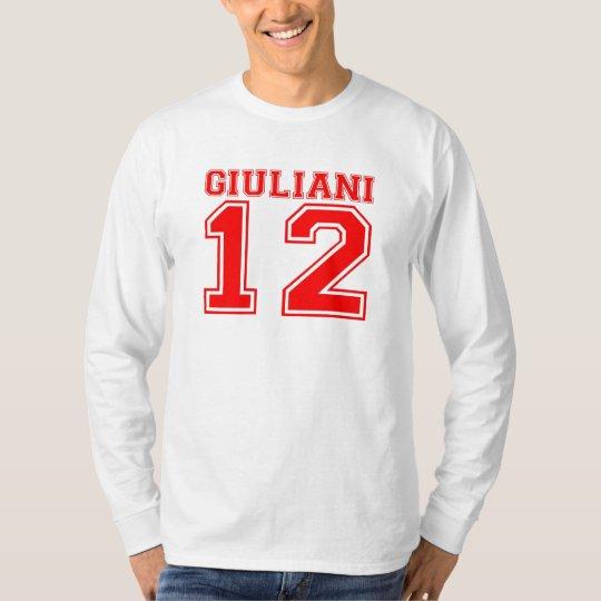 Rudy Giuliani 2012 T-Shirt