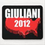 RUDY GIULIANI 2012 TAPETES DE RATÓN