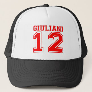 Rudy Giuliani 2012 Trucker Hat