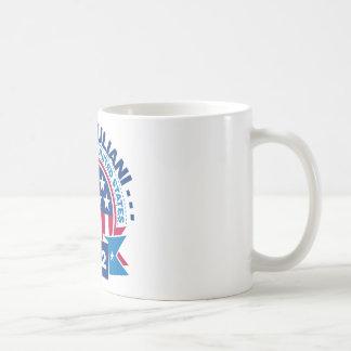 Rudy Giuliani for President 2012 Classic White Coffee Mug
