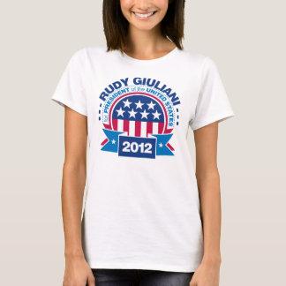 Rudy Giuliani for President 2012 T-Shirt