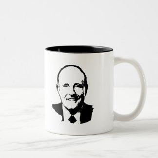Rudy Giuliani Gear Two-Tone Coffee Mug