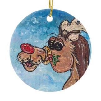 Rudy Ornament ornament
