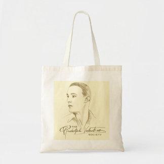 Rudy Society Logo Tote! Canvas Bag