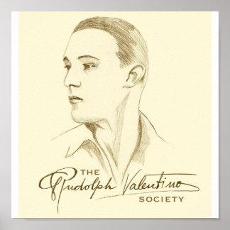 Rudy Society Poster