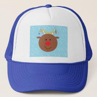 Rudy the Reindeer Trucker Hat