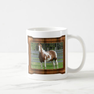 Rudy - The Spotted Saddle Horse Coffee Mug