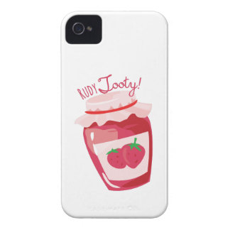 Rudy Tooty iPhone 4 Case-Mate Cases