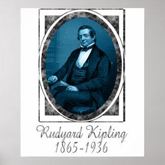 Rudyard Kipling Poster