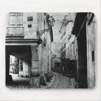 Rue Chanoinesse, from rue des Chantres, Paris Mouse Pad