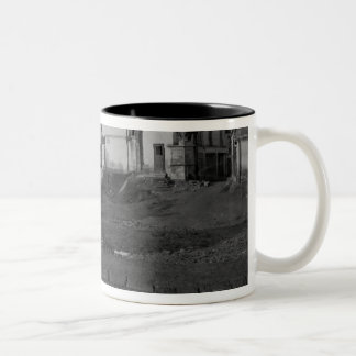 Rue d'Alesia, from rue de la Tombe Issoire, Two-Tone Coffee Mug