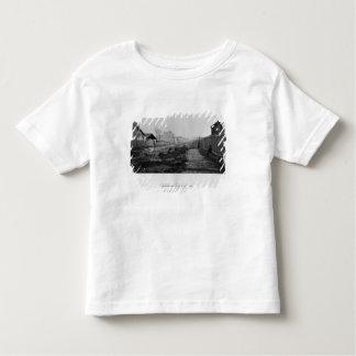 Rue d'Alesia, from rue d'Orleans, Paris, 1858-78 Toddler T-shirt