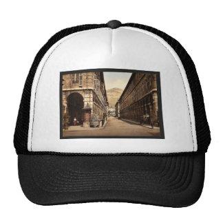 Rue de Boigne, obra clásica Photochrom de Chambery Gorros