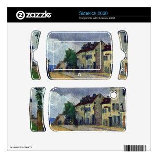 Rue de Gisors by Camille Pissarro Skin For Sidekick 2008