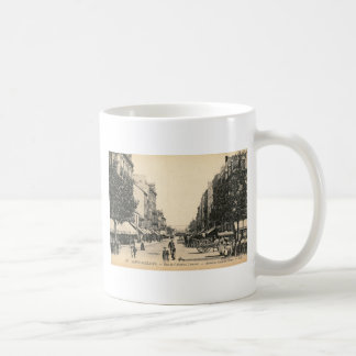 Rue de l' Admiral Courbet, Saint Nazaire, France Coffee Mug
