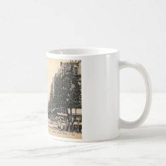 Rue de l' Admiral Courbet, Saint Nazaire, France Coffee Mug