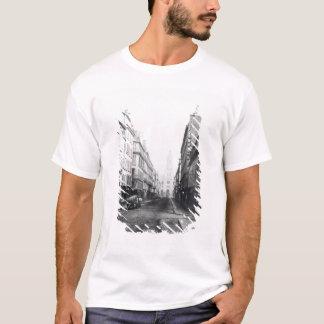 Rue de la Chaussee-d'Antin, Paris, 1858-78 T-Shirt