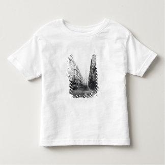 Rue de la Chaussee-d'Antin, Paris, 1858-78 Toddler T-shirt