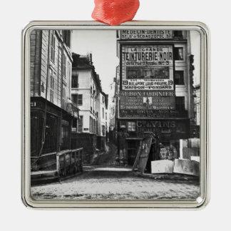 Rue de la Colombe, Paris, 1858-78 Ornaments