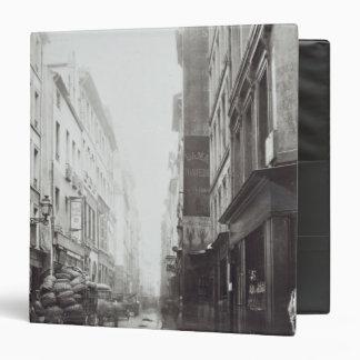 "Rue de la Grande Truanderie Carpeta 1 1/2"""