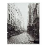 Rue de la Grande Truanderie Postcard