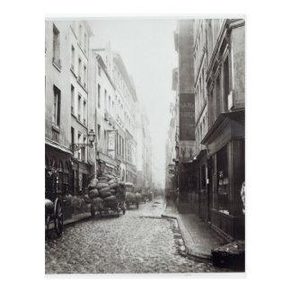 Rue de la Grande Truanderie Postal