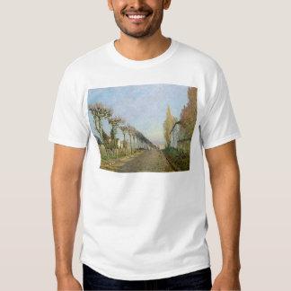 Rue de la Machine, Louveciennes, 1873 T-shirt